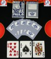 Paulson 1 Dozen NEW Blue Kenmore Lanes Casino Playing Cards